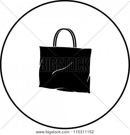 tote bag symbol