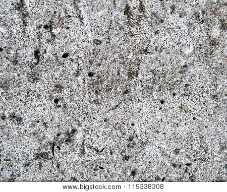 The concrete surface texture background