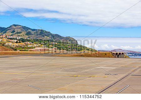 Madeira Airport Runway