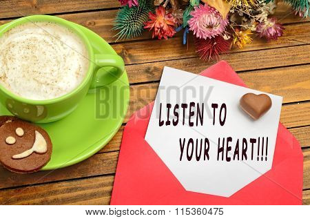 Listen To Your Heart Quotes