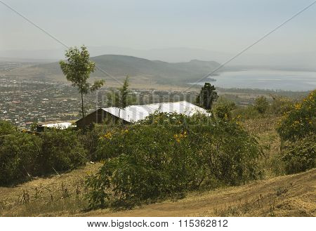 Scenic View of Nakuru