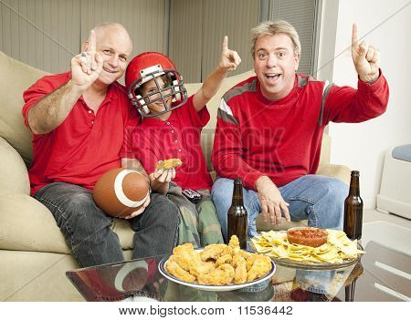 Number One Football Fans