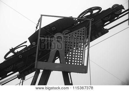 Mechanism Cableway.