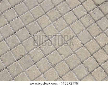 Old Gray Paving Slabs