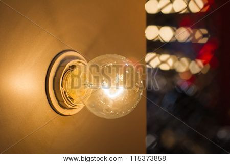 Bulb Incandescent Lamp