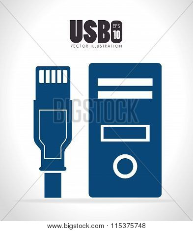USB technology connection