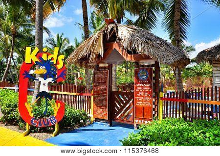 Territory Of Hotel Catalonia Royal Bavaro In Dominican Republic