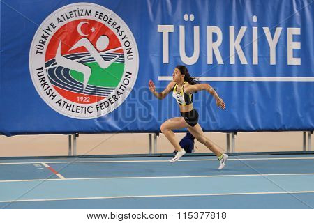 Turkish Athletic Federation Threshold Indoor Competitions