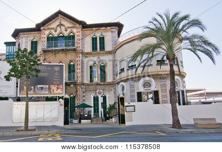 Restaurante Paradiso Building Exterior