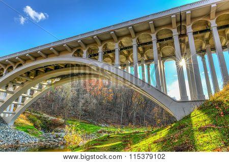 Maryland B&O Bridge