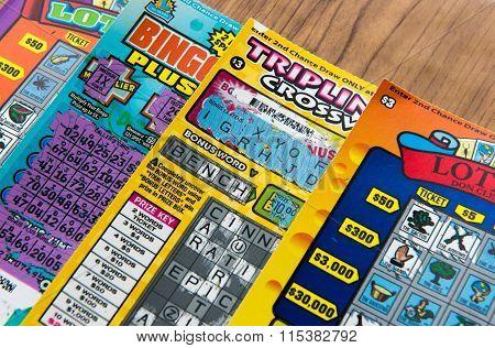 California Lottery Game