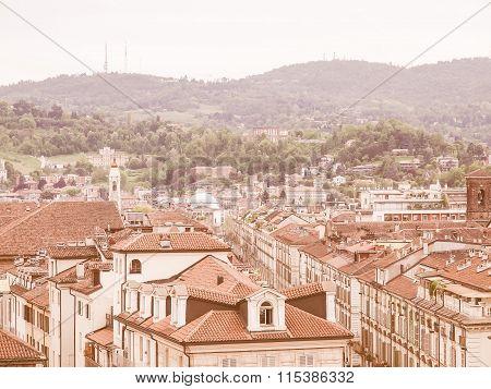 Via Po, Turin Vintage