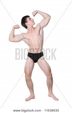 Body Builder Poses