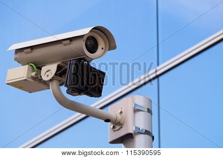 Objective Security Camera