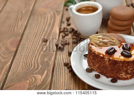 Espresso And Cake