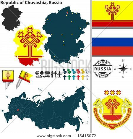 Republic Of Chuvashia, Russia