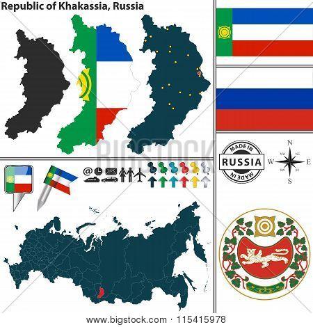 Republic Of Khakassia, Russia