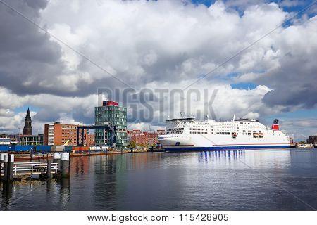 Kiel Seaport - Germany, Schleswig-holstein