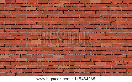 Wall of bricks.eps