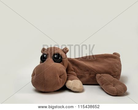 Stuffed Animals ,hippo