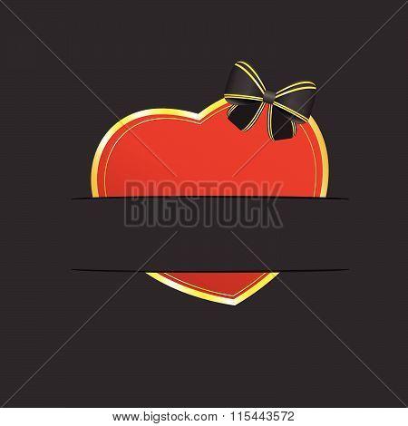 Heart Color Illustration In Pocket
