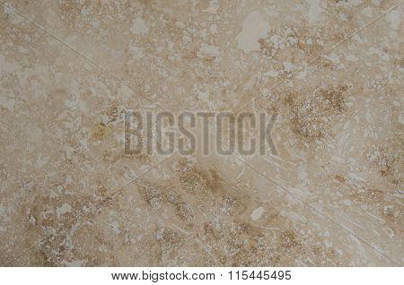 Tarvertine Tile Close Up