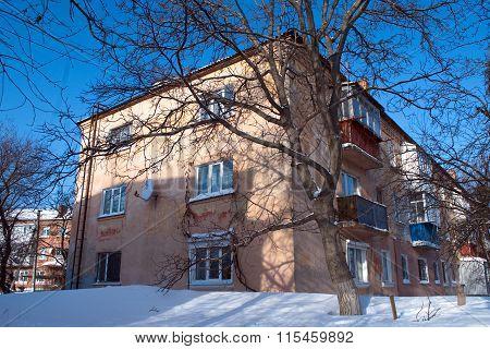 Three-storey House