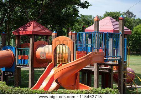 Outdoor Kid Play Set