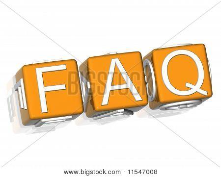 FAQ text
