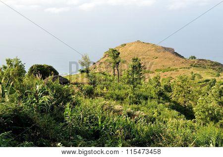Peak At Ribeira Filipe