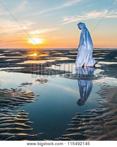 Low Tide Jesus Christ
