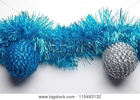 Tinsel And Festive Decorations