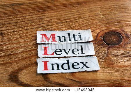 Mlt- Multi Level Index