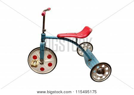 Vintage Tricycle Toy