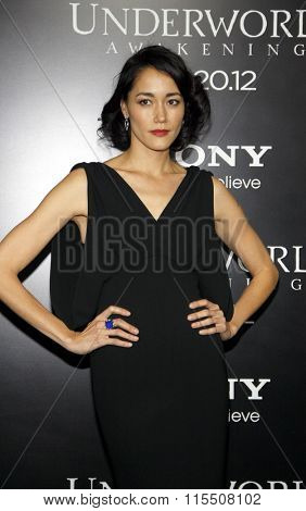 Sandrine Holt at the Los Angeles Premiere of