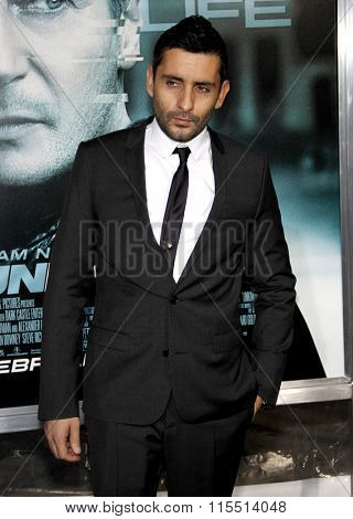 Jaume Collet-Serra at the Los Angeles Premiere of
