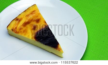 Parisian Flan Or French Custard Pie - Dessert