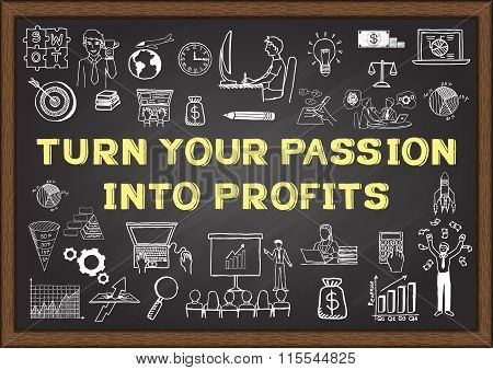 Turn Your Passion Into Your Profits