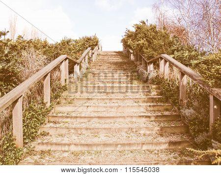Stairway To Heaven Vintage