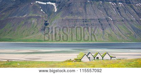 Bolungarvik Village, Iceland