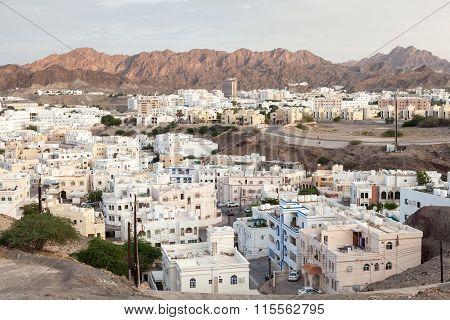 Residential Buildings In Muscat, Oman