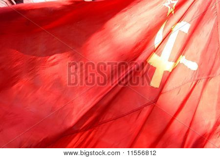 Flag of Soviet Union