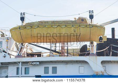 Lifeboat Ship
