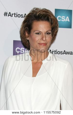 LOS ANGELES - JAN 21:  Alexandra Billings at the 31st Annual Artios Awards at the Beverly Hilton Hotel on January 21, 2016 in Beverly Hills, CA