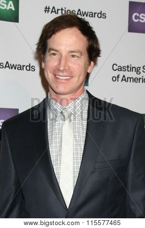 LOS ANGELES - JAN 21:  Rob Huebel at the 31st Annual Artios Awards at the Beverly Hilton Hotel on January 21, 2016 in Beverly Hills, CA
