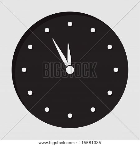 Information Icon, Last Minute Clock