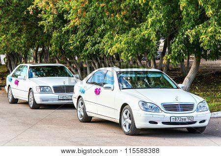 Mercedes-benz S-class