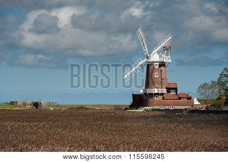 Cley Towermill, Cley next the Sea, Norfolk