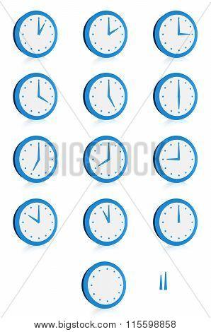 Clocks Collection