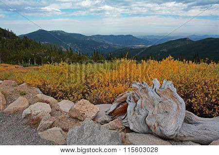 Colorado Hike to Mount Evans